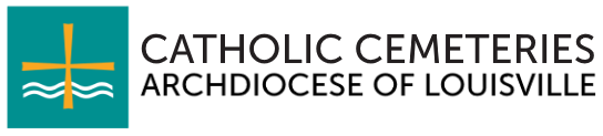 Catholic Cemeteries of the Archdiocese of Louisville Logo